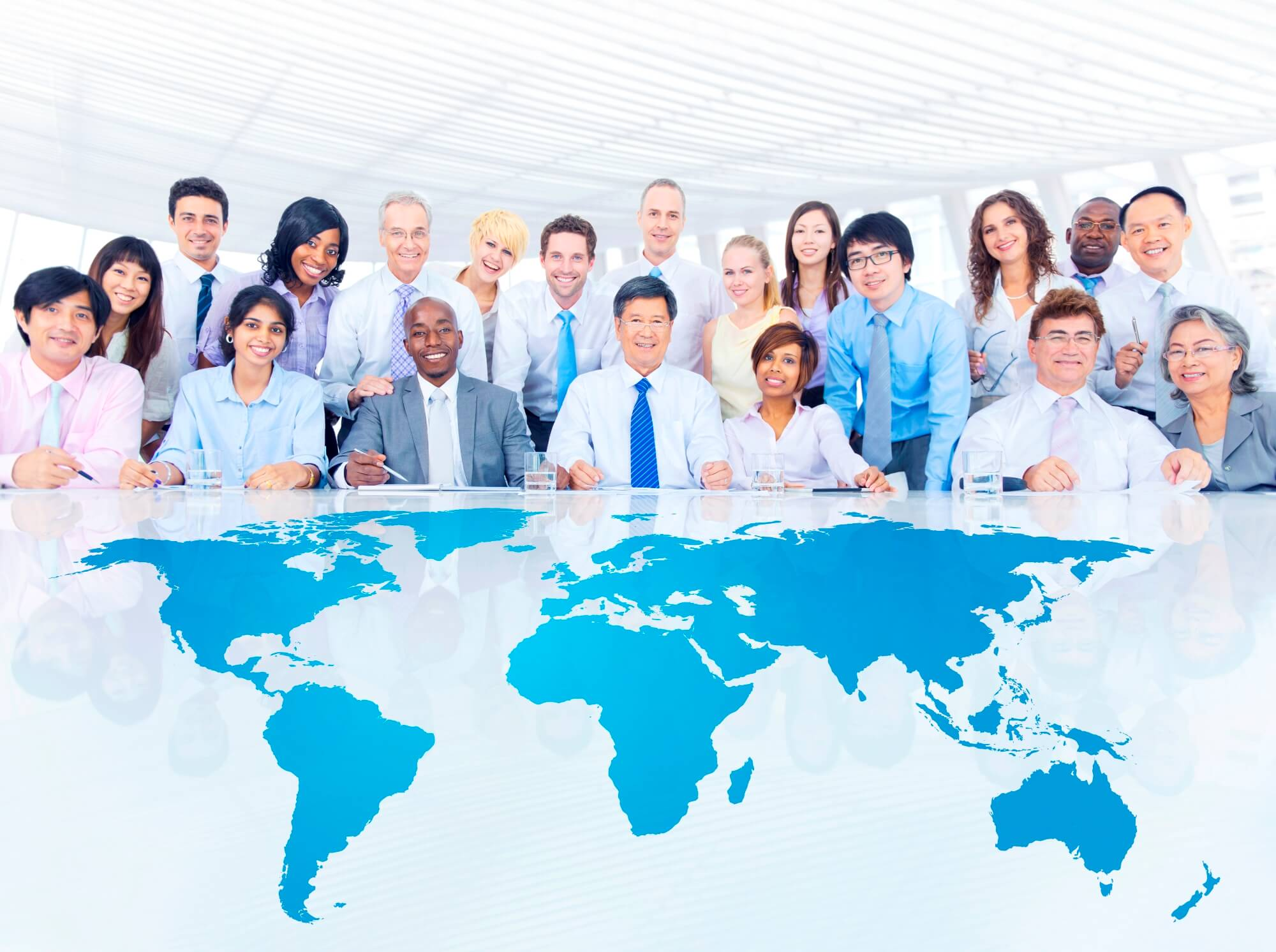 Singapore employees abroad