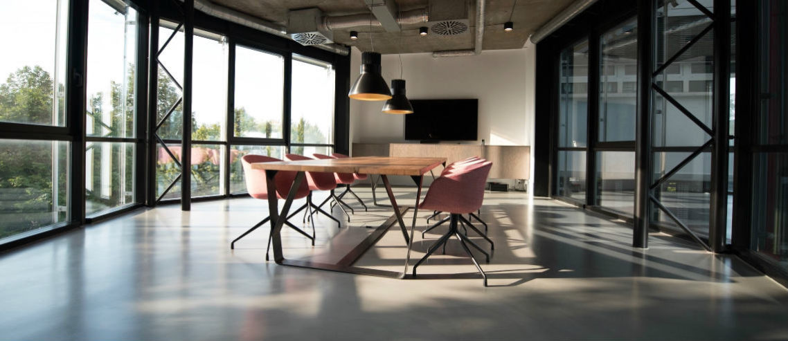 Non-monetary employee benefits: What are the advantages of a good workplace design?