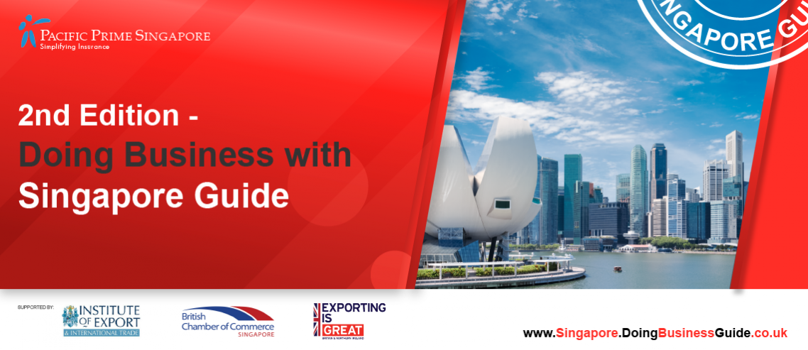 Image of Doing Business with Singapore Guide (2nd Edition)